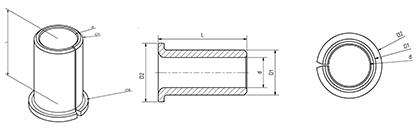technische_zeichnung_gleitlager_NN-10-F