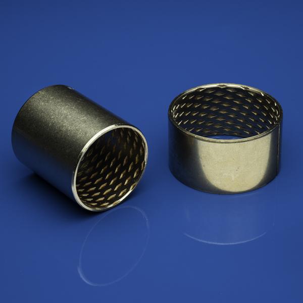 NN-090 Buchsen, zylindrisch wartungsarm, Massivbronze CuSn8