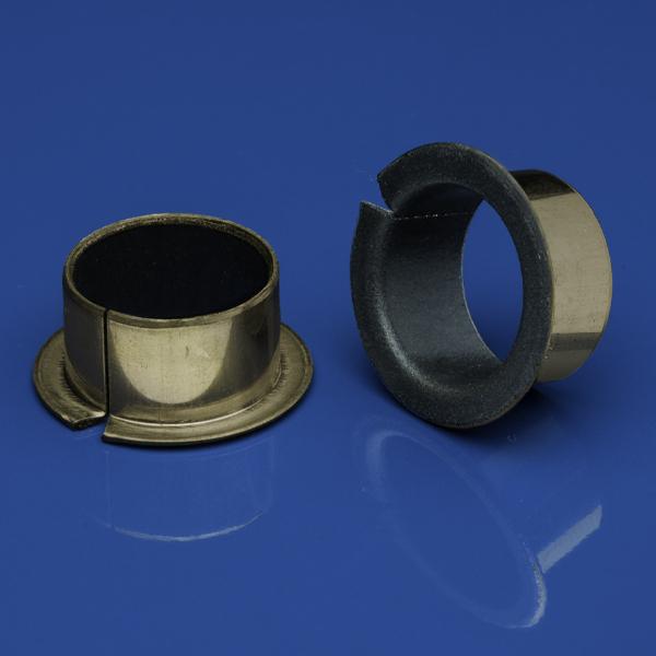 NN-011 F Bundbuchsen selbstschmierend, mit Bronzerücken