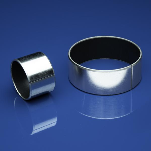 NN-010 Buchsen zylindrisch selbstschmierend, mit Stahlrücken