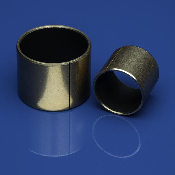 NN-011 Buchsen zylindrisch selbstschmierend, mit Bronzerücken